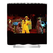Janet Jackson 94-3009 Shower Curtain