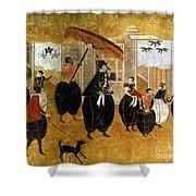 Japan: St. Francis Xavier Shower Curtain by Granger
