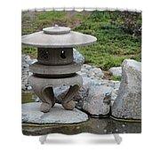 Japanese Friendship Garden 5 Shower Curtain