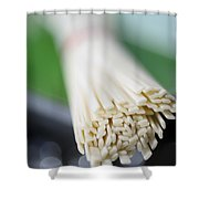 Japanese Udon Shower Curtain