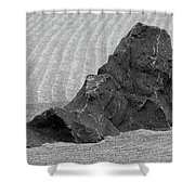Japanese Zen Garden Shower Curtain