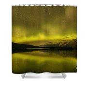 Jasper Dancing Skies Shower Curtain