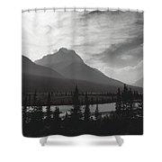 Jasper Hills  Shower Curtain