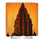 Java, Prambanan Shower Curtain