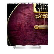 Jay Turser Guitar 6 Shower Curtain