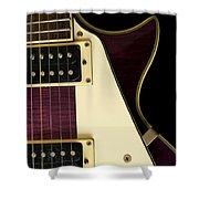 Jay Turser Guitar 7 Shower Curtain