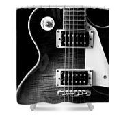 Jay Turser Guitar Bw 4 Shower Curtain