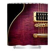 Jay Turser Guitar 3 Shower Curtain