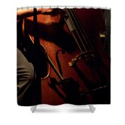 Jazz Estate 1 Shower Curtain