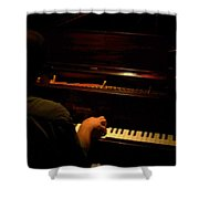 Jazz Estate 11 Shower Curtain