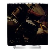 Jazz Estate 13 Shower Curtain