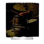 Jazz Estate 2 Shower Curtain
