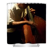 Jazz Estate 5 Shower Curtain