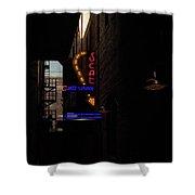 Jazz Lounge Shower Curtain