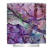 Jazzier Intermixture  Id 16098-035224-75483 Shower Curtain