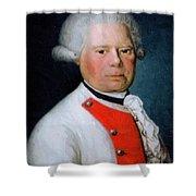 Jean Baptiste Brequin De Demenge 1769 Shower Curtain