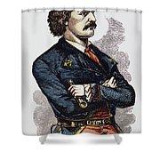 Jean Lafitte (c1780-c1826) Shower Curtain
