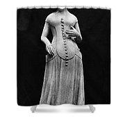 Jeanne II Dauvergne Shower Curtain