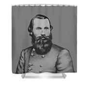 Jeb Stuart -- Confederate General Shower Curtain