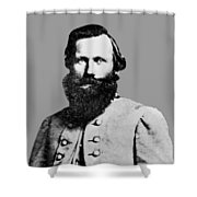 J.e.b. Stuart Shower Curtain by War Is Hell Store