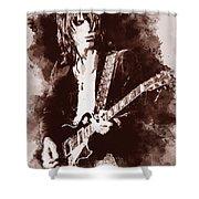 Jeff Beck - 01 Shower Curtain
