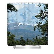 Jefferson Pines Shower Curtain