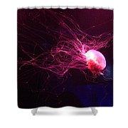 Jellyfish Art 2 Shower Curtain