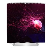 Jellyfish Art 2 Shower Curtain