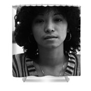 Jennifer Shower Curtain