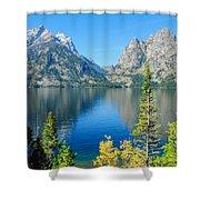 Jenny Jenny Shower Curtain
