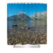 Jenny Lake Shower Curtain