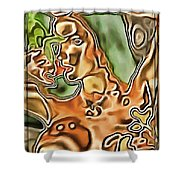 Jenya The Polished Look Shower Curtain
