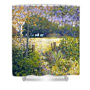 Jeremiahs Field Shower Curtain