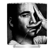 Jeremy Piven Shower Curtain