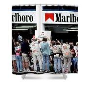Jerez De La Frontera 1997 Shower Curtain