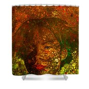Jeri Shower Curtain