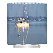 Jerobaum Shower Curtain