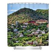 Jerome - Arizona Shower Curtain