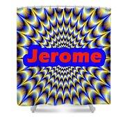 Jerome Shower Curtain