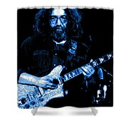 Jerry At Winterland 5 Shower Curtain