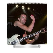 Jerry Healey Shower Curtain