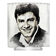 Jerry Lewis Shower Curtain