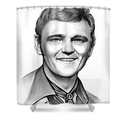 Jerry Reed Shower Curtain