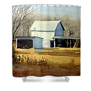 Jersey Farm Shower Curtain