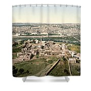 Jerusalem, C1900 Shower Curtain