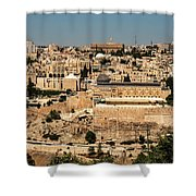 Jerusalem Shower Curtain