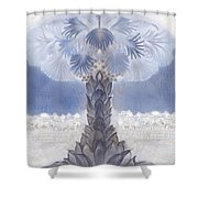 Jerusalem- Tryptich Part  2 Shower Curtain