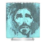 Jesus - 3 Shower Curtain