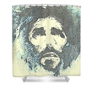 Jesus - 5 Shower Curtain
