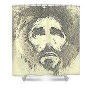 Jesus - 6 Shower Curtain